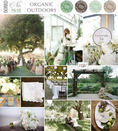 Love the picture of the pergola with the vines  Magnolia Rouge: Board#82: Organic Outdoors