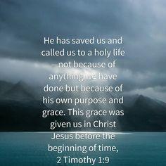 God Has Saved Us...