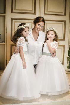 Vestidos de Daminhas wedding