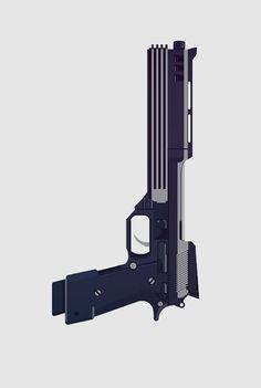 Big ass pistol