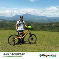 #Radfahren #CrossCountry #Mittelamerika #Landschaft #grün #Waldung #Berg #entdecken #reisen #Abenteuer #Okotourismus