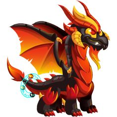 Apocalypse Dragon - Legendary