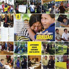 #HoyHaceUnAño  A un año del primer paso histórico por la restitución de las tierras ancestrales a la comunidad Sawhoyamaxa, siguen esperando el traspaso de sus tierras por parte de Estado paraguayo en el marco del cumplimiento de la ley 5194/14, que les restituye sus tierras ancestrales.