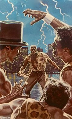 13 best doc savage bantam cover paintings by roger kastel others the three wild men bob larkin doc savage cover painting fandeluxe Gallery