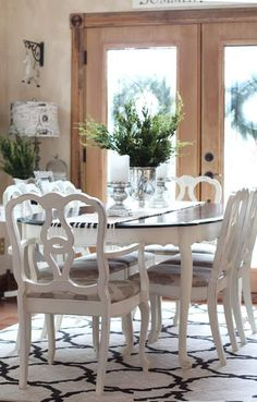 One Economical Way To Revitalize Your Dining Room Is To Paint Tired Or  Badly .
