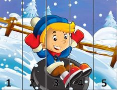 Autism Activities, Infant Activities, Winter Activities For Kids, Advent, Children With Autism, Communication Skills, Art Plastique, Winter Sports, Math Centers