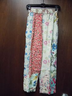 Amazing pant for summer!! Sister Moses Floral Print Pant. $65.