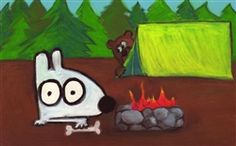Stinky Camping
