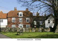 Georgian House Blue Sky Uk Stock Photos, Images, & Pictures   Shutterstock