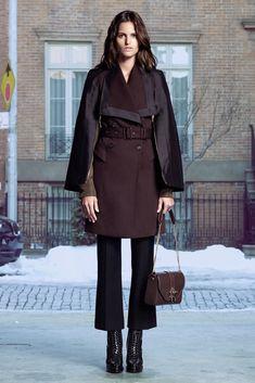 Givenchy Pre-Fall 2011 Fashion Show - Izabel Goulart
