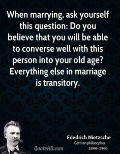 nietzsche quotes | Friedrich Nietzsche Marriage Quotes | QuoteHD