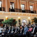 Lucía Corpacci inauguró la Casa de la Cultura de Catamarca
