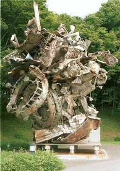 Frank Stella, Luneville, 1994