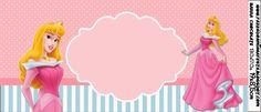 Bella Durmiente: Etiquetas para Candy Bar para Imprimir Gratis.