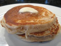 Sweet Potato Pancakes by katbaro, via Flickr