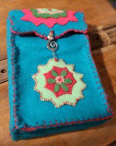 OOAK BLESSED FLOWER Tarot Bag by WickedFaerieQueen on Etsy, $18.89