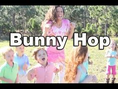 Bunny Hop!   Hop, hop, hop   Children Song   Patty Shukla - YouTube