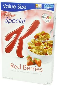 Kelloggs Special K Red Berries 112oz Box Pack of 4 *** You can get additional details at the image link. (This is an affiliate link and I receive a commission for the sales)