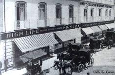 Ciudad de México, 1899. Fecha en la que comenzó la historia colmada de elegancia y distinción de High Life.  #HighLife