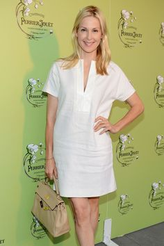 Kelly Rutherford Photo - Perrier-Jouet Celebrates Michael Kalish's Belle Epoque Sculpture