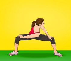 If you are trying to shrink your belly but barely have the time to do a full workout, the solution may be Made in Japan. This quick yet effective exercise, shared by a Japanese weight Tight Stomach, Stomach Muscles, Thigh Muscles, Back Muscles, Abdominal Muscles, Weight Loss Meals, Weight Loss Tips, Lose Weight, Leg Lifts