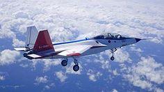 """El Mitsubishi ATD-X Shinshin es un prototipo de avión de combate de quinta generación que utiliza tecnología furtiva. Está siendo desarrollado por el Instituto de Investigación Técnica y Desarrollo dependiente del Ministerio japonés de Defensa (ITDR) con fines de investigación. El contratista principal del proyecto es Mitsubishi Heavy Industries. Muchos consideran que este avión será el primer avión de combate japonés con tecnología furtiva. ATD-X es un acrónimo que significa """"Advanced…"""