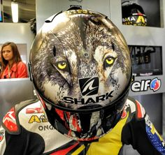 Shark Race-R Pro Scott Redding Silverstone 2013 by Drudi Performance & DiD Design