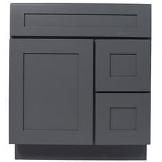 Photo Album Website Everyday Cabinets Shaker Gray Wood inch Single Sink Bathroom Vanity Cabinet by Everyday Cabinets