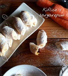 Kiflice s šargarepom 🥕 🥐 ........ Preukusne prhke kiflice, vrlo lepe oranž boje, koje se brzo pripremaju u odnosu na neke druge kiflice, recimo, na one od dizanog testa. ........ #kolači #sitnikolači #recepti #cooking #domaćakuhinja #serbiancuisine #recipes #homemadefood #goodfood #foodbloggers #foodphotography #serbianfood #homecooking #easytomake #рецепты #tasty #foodphoto #yummy #pekara #bakery #cakes #deserti #sweets #džem #kiflice #šargarepa #jam #carrots #desserts