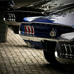 More Vintage Cars, Hot Rods, and Kustoms Ford Mustang 1967, Mustang Fastback, Mustang Cars, Classic Mustang, Ford Classic Cars, Rich Cars, Pony Car, Us Cars, Muscle Cars