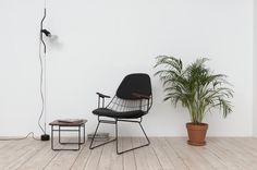 Draadstoel | Wire chair | Pastoe