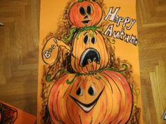 Pumpkin drawings