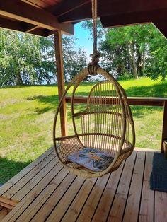Parolan rottinki Hanging Chair, Furniture, Home Decor, Minimalist Home, House Siding, Minimalism, Decoration Home, Hanging Chair Stand, Room Decor