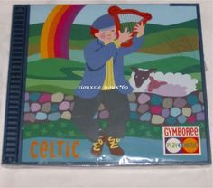 NIP NEW FACTORY SEALED Gymboree PLAY & MUSIC CELTIC From 2000 VHTF