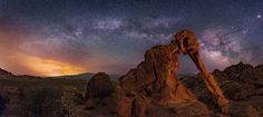 The Elephant walks at night by Wayne Pinkston Landscape Photography, Art Photography, Travel Photography, Valley Of Fire State Park, Elephant Walk, Portraits, Beautiful Sky, Photos Of The Week, Nature Pictures