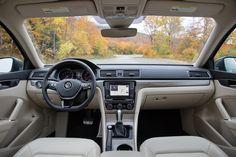 2016 Volkswagen Passat V6 SEL Premium Sedan Dashboard Shown