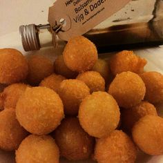 Fried Cheeseballs