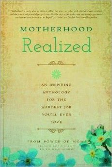 Motherhood Realized - A perfect book for moms that is TOTALLY MOMMY GUILT FREE!! Great mother's day gift idea!