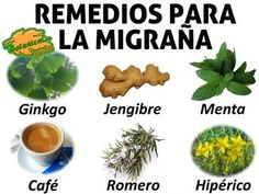 Nutrition, Migraine, Health Remedies, Hair Beauty, Herbs, Homemade, Tips, Nature, Plants