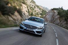 Mercedes C-Class Tracktest: http://www.neuwagen.de/fahrberichte/3747-mercedes-c-klasse-hochgelegte-messlatte.html