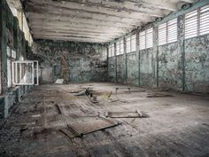 Radioactive Recovery Site Photos - These Stunning Photos From Chernobyl are Taken 28 Years Later (GALLERY)