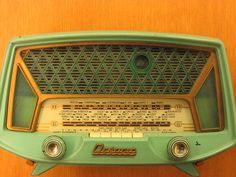 Image result for 50s radio