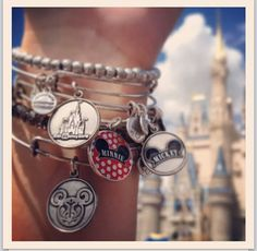 Alex & Ani Disney! I must have them all! ♥♥♥♥  Right, @Jenny Thrasher ?
