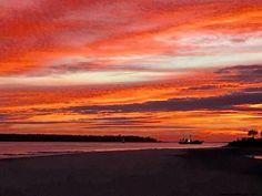SSI Sunset