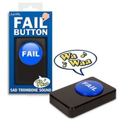 Fail Button - Press the button and get the sad trombone sound!