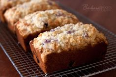 Lemon Blueberry Quick Bread Recipe on Yummly