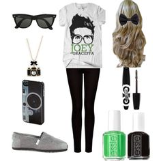 Joey graceffa outfit