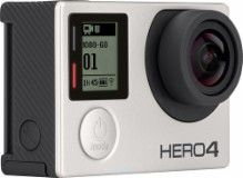 GoPro - HERO4 Silver Action Camera - CHDHY-401 - Best Buy