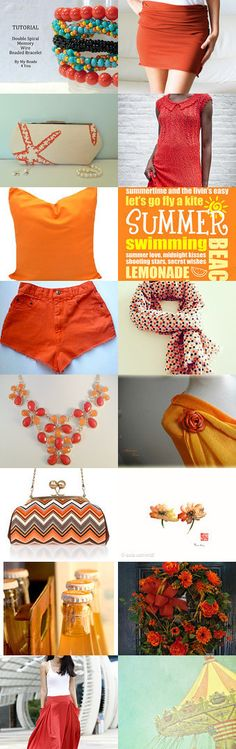 summertime fun by Dawn on Etsy--Pinned with TreasuryPin.com