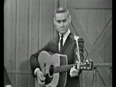 GEORGE JONES   WHITE LIGHTNING 59- passed away today. He was a large part of country music's roots.